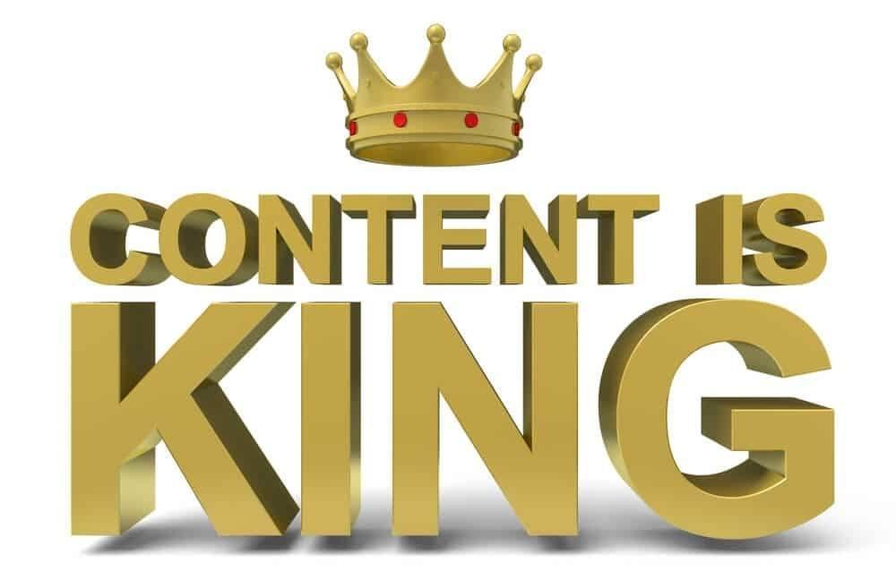 Content ist King - auch bei der Strukturierung der SEO Überschriften