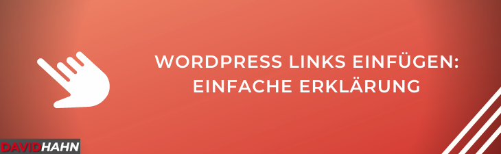 Wordpress Links einfügen