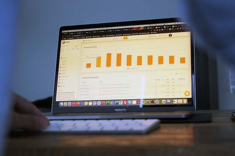 Bild zu: Online Business aufbauen