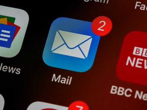 Einen Newsletter aufbauen ist recht einfach